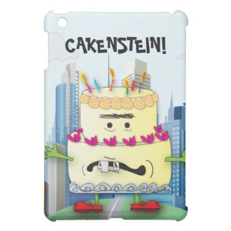 Cakenstein! IPad Case