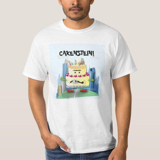 Cakenstein! Men's Value T T-Shirt