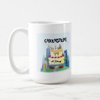 Cakenstein! Mug mug