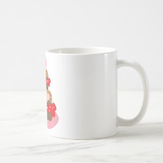 cakes 4 classic white coffee mug