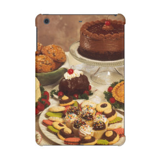Cakes and sweets iPad mini retina cases