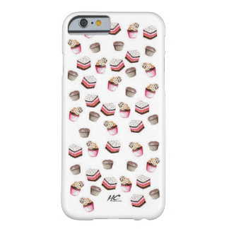 Cakes Barely There iPhone 6 Case