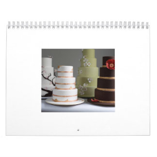 Cakes cakes calendar
