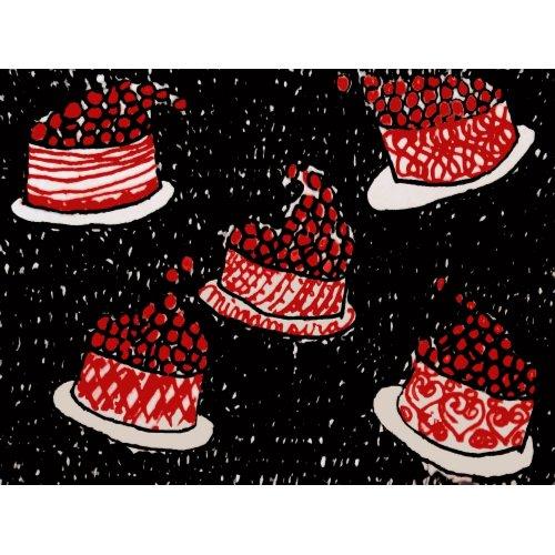 Cakes Galore print