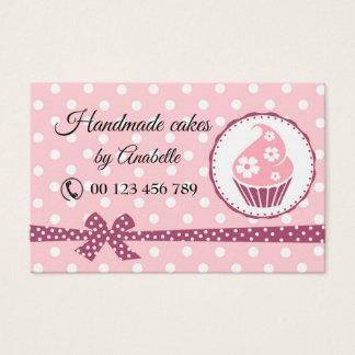 Cakes. Handmade cakes, 3 D cakes. Business Card