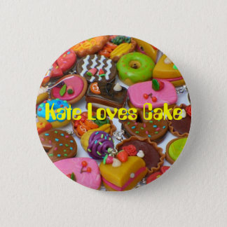 Cakes, Kate Loves Cake Button
