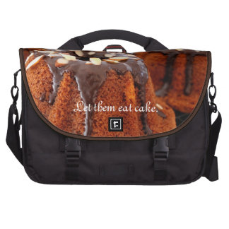 Cakes Laptop Bags