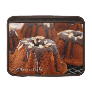 Cakes MacBook Air Sleeve