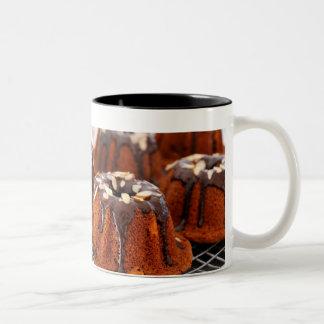 Cakes Two-Tone Coffee Mug