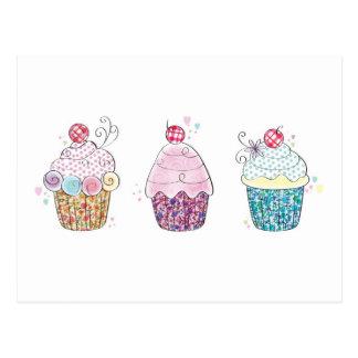 cakes! postcard