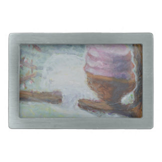 Cakes Up a Tree Belt Buckle