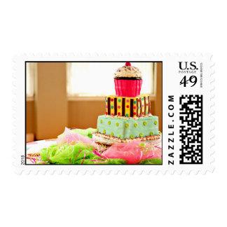 CakeStamp Postage