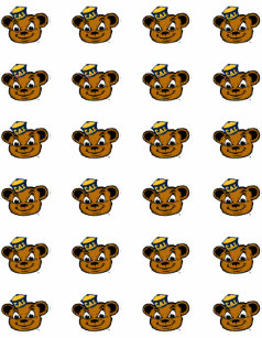 Mascot Temporary Tattoos | Zazzle