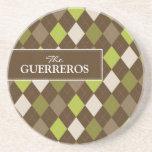 Cal de Guerreros/práctico de costa del chocolate Posavaso Para Bebida