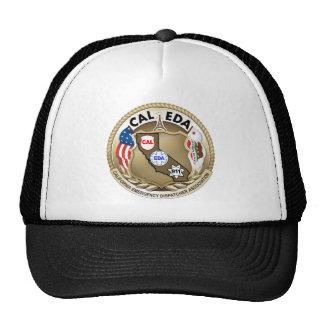 CAL-EDA Logo Cap Trucker Hat