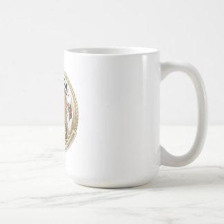 CAL-EDA Logo Mug - Single Logo at End of Mug