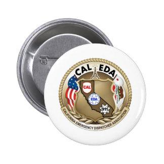 CAL-EDA Logo Pin/Button (Small Logo)