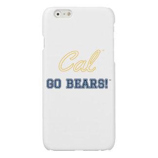 Cal Go Bears!: UC Berkeley iPhone Glossy iPhone 6 Case