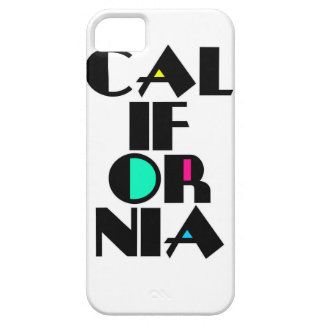 CAL IF OR NIA iPhone SE/5/5s CASE