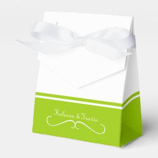 Cal moderna caja para regalo de boda