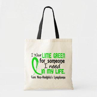Cal para alguien necesito linfoma Non-Hodgkin Bolsas Lienzo