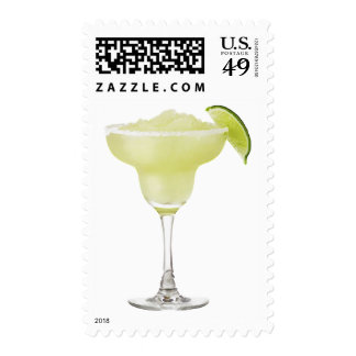 Cal Slushie del Tequila Timbre Postal