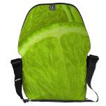 Cal verde bolsa messenger