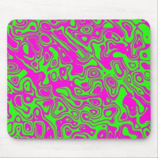 Cal y Mousepad rosado