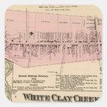 Cala blanca de la arcilla, Newark Colcomanias Cuadradas
