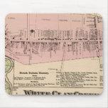 Cala blanca de la arcilla, Newark Alfombrilla De Ratón