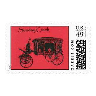 Cala de domingo sello