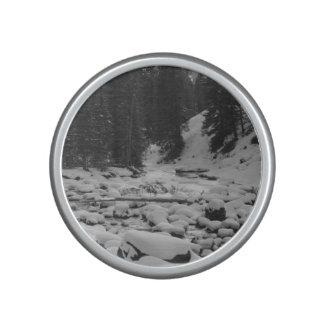 Cala de la mota de la soda Nevado en Yellowstone Altavoz Bluetooth