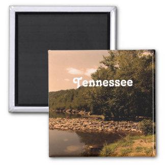 Cala de Tennessee Imán Cuadrado