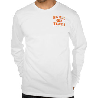 Cala del helecho - tigres - tradicional - camiseta