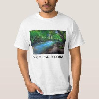Cala grande de Chico, Chico, California Remeras