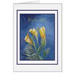 cala lily cards