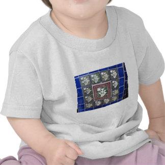 Cala Lily Mexican tiles Tee Shirt