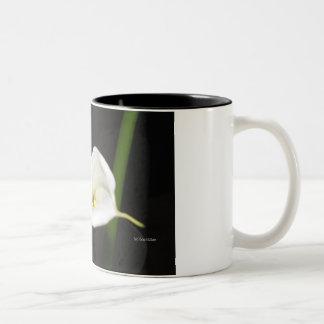 Cala Lily Mug Two-Tone Mug