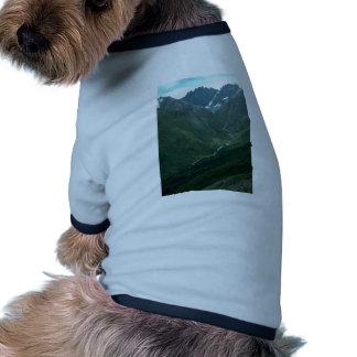 Cala y las montañas desiguales de la gama, Cana de Ropa De Perros