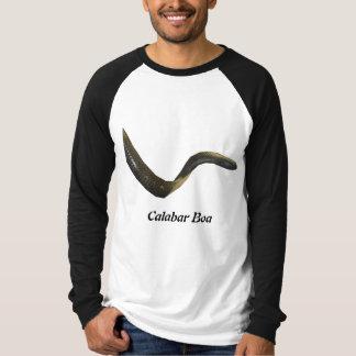 Calabar Boa Basic Long Sleeve Raglan T-Shirt