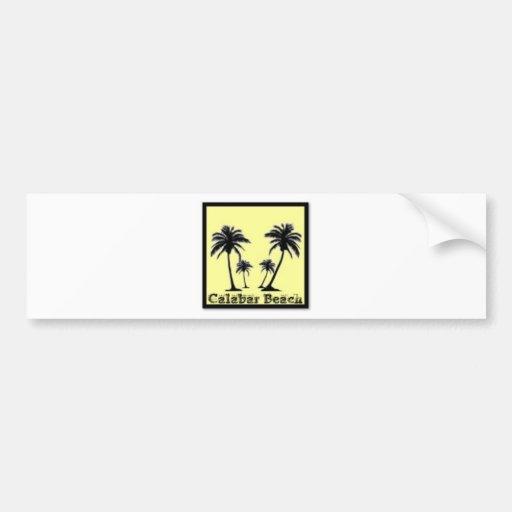 Calabar, Nigeria Bumper Sticker