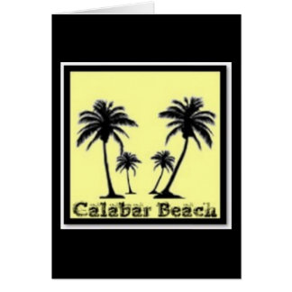 Calabar, Nigeria Card
