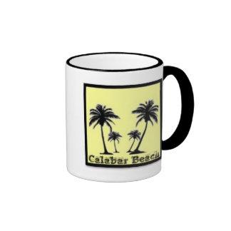 Calabar, Nigeria Ringer Mug