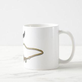 CalabashPipePocketWatch102410 Classic White Coffee Mug