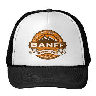 Calabaza de Banff Gorros Bordados
