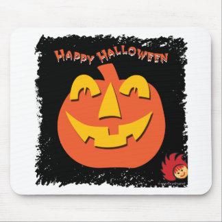 Calabaza de Halloween Alfombrilla De Ratones