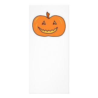 Calabaza de Halloween con mueca Lonas Publicitarias
