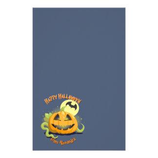 Calabaza de Halloween de la linterna de Jack O Papelería