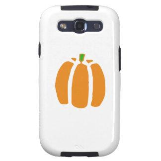 Calabaza de Halloween Galaxy S3 Carcasa