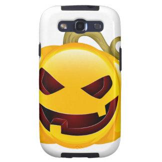 Calabaza de Halloween Samsung Galaxy SIII Funda